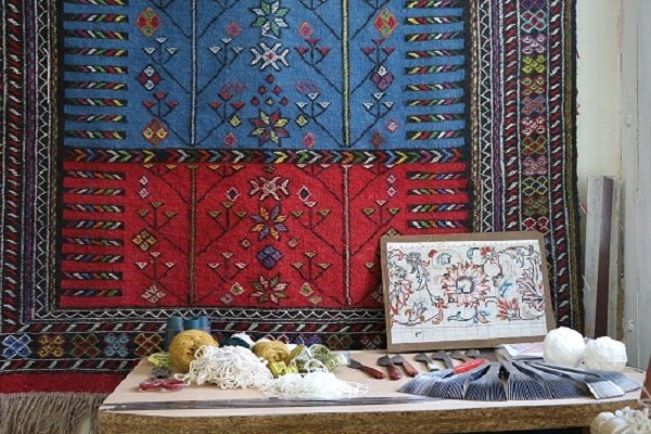 Iran exports $84mn Persian carpet to US