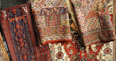 Afghan Rugs and Afghani Carpets